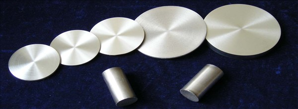 Sputtering Targets - For PVD, CVD, solar and hard coating